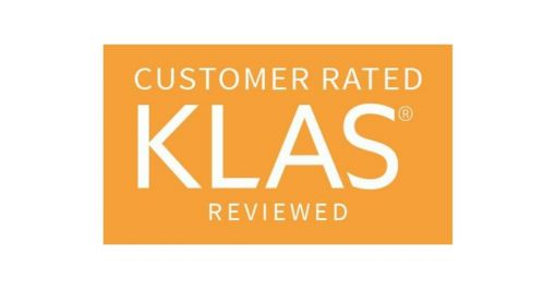 Customer Rated KLAS Reviewed